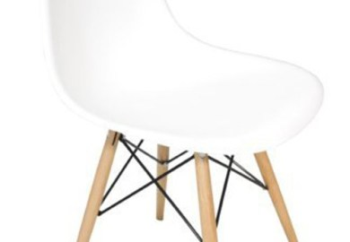 Eames Shell Chair White