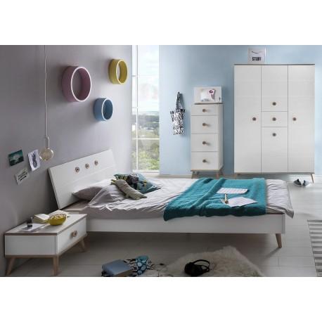 chambre enfant complete 4 elements cbc meubles