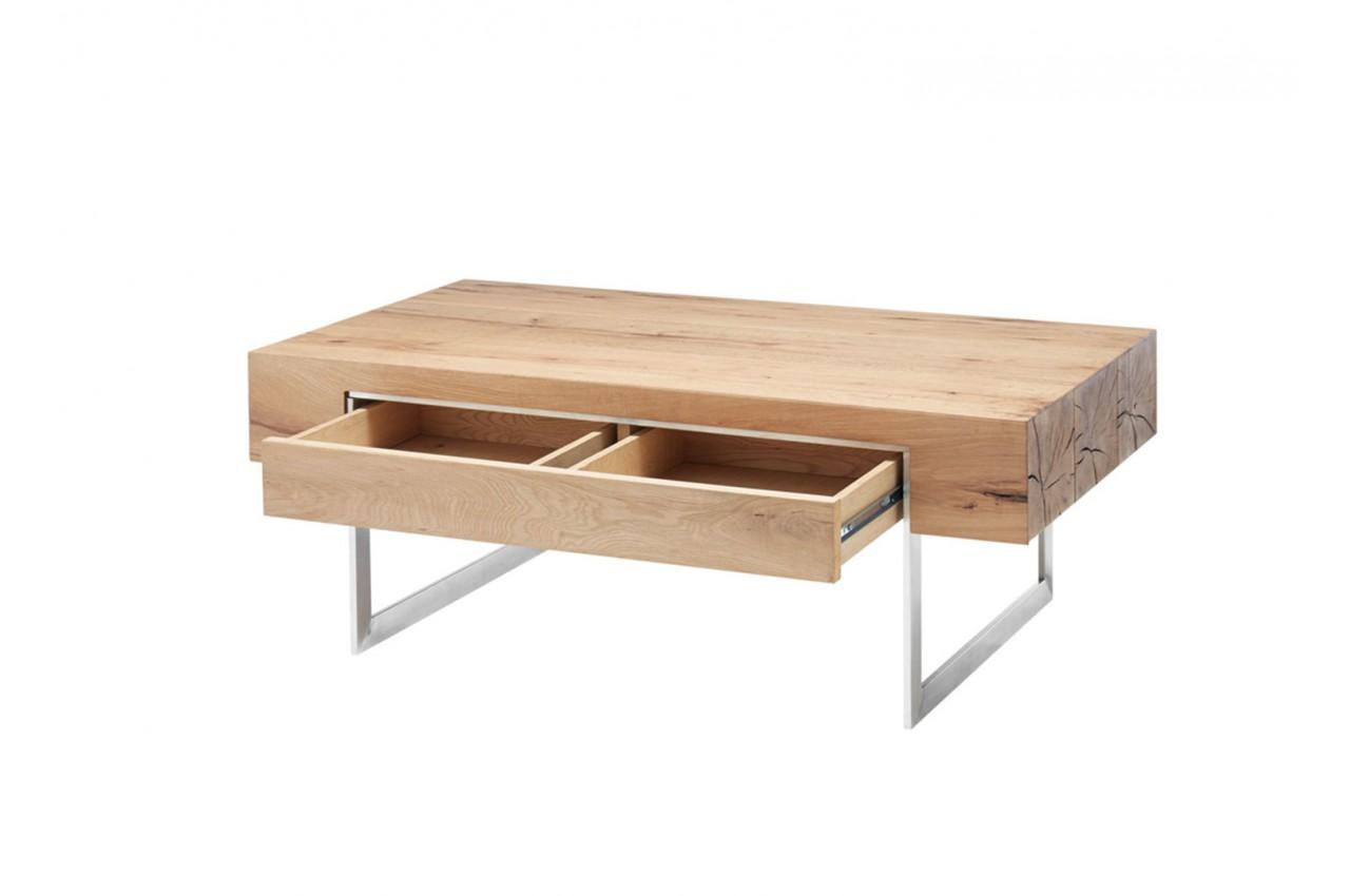 table basse rectangulaire 1 tiroir a