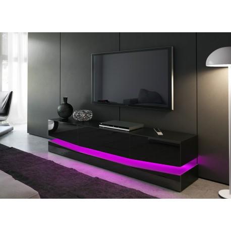 meuble tele bas moderne miami