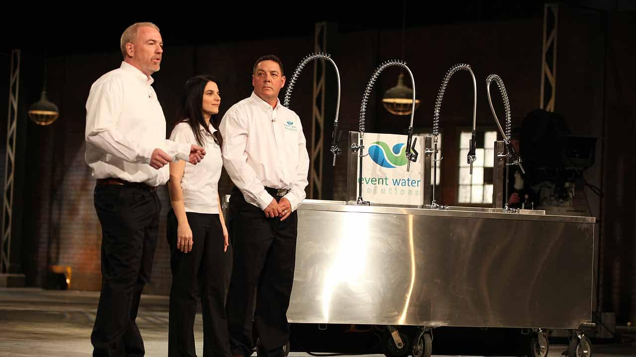 Season 6 Event Water Solutions  Dragons Den