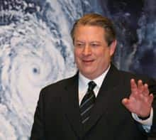 Environmental activist and former U.S. vice-president Al Gore announced the Live Earth concert series in February.