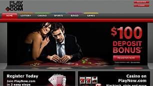 The B.C. Lottery Corporation launched its online gambling website on the morning of July 14, but within hours it was shut down.