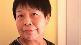 Chinese journalist Dai Qing. (Timothy Neesam/CBC)