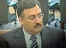 Col. Wissam Hassan, the ISF intelligence chief who was Hariri's chief of protocol at the time of the bombing. CBC