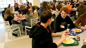 Calgary schools will be junk food free in 2012.