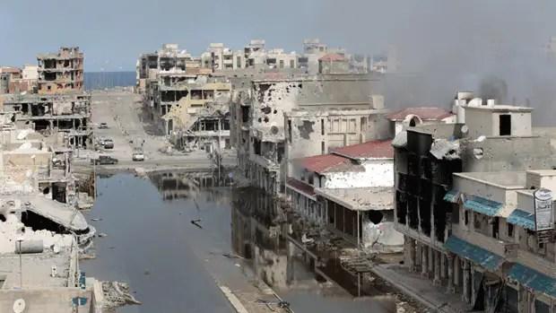 sirte libya post qaddafi