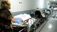 Sicker Canadians are less likely to use an emergency room inappropriately than the general population, the report finds.