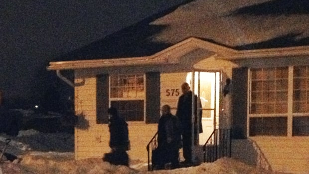 RCMP officers seized a laptop, among other items, from Coun. Donnie Snook's Martha Avenue home on Jan. 9.