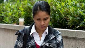 Filipina nanny Leticia Sarmiento was brought to Canada in 2008