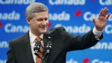 Harper wins big in the election