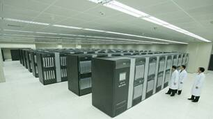 Tianhe-1 is claimed to be significantly faster than the the U.S. Department of Energy's Cray XT5 Jaguar in Oak Ridge, Tenn., which is rated at 1.75 petaflops per second.