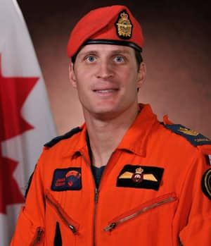 Sgt. Janick Gilbert was a search and rescue technician with 424 Transport and Rescue Squadron based in Trenton, Ont.