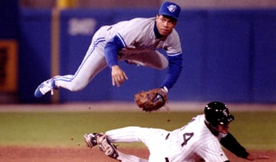 Roberto Alomar is being sued for $15 million.