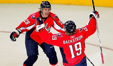 Backstrom and Semin need new deals before July 1, 2010.