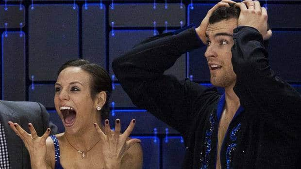 Canadians Meagan Duhamel and Eric Radford win their first national title