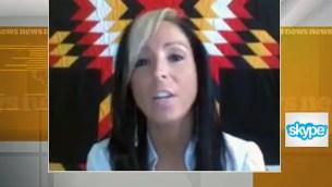 Aboriginal - First Nation activist on landmark land claim ruling