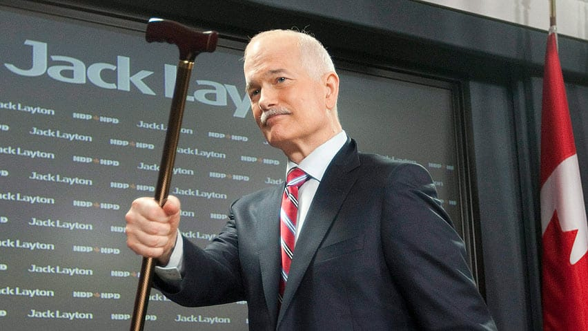 Colleagues remember NDP Leader Jack Layton following his death Monday after a battle with cancer.