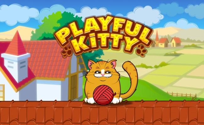 Playful Kitty Play Free Online Kids Games Cbc Kids