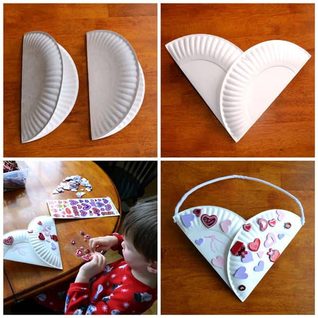 Valentines Day Crafts 3 Adorable Valentine Mailboxes