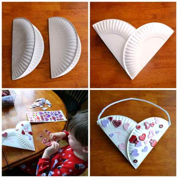 Valentines Day Crafts 3 Adorable Valentine Mailboxes
