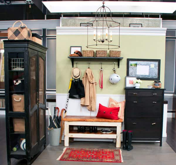 Create A Perfect Mudroom Steven And Chris