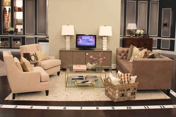 big sofa small living room woodhaven furniture space impact steven and chris a with design