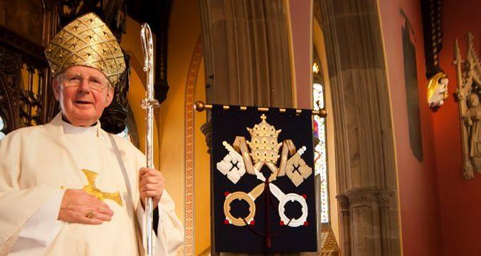 Rt Rev. Séamus Cunningham