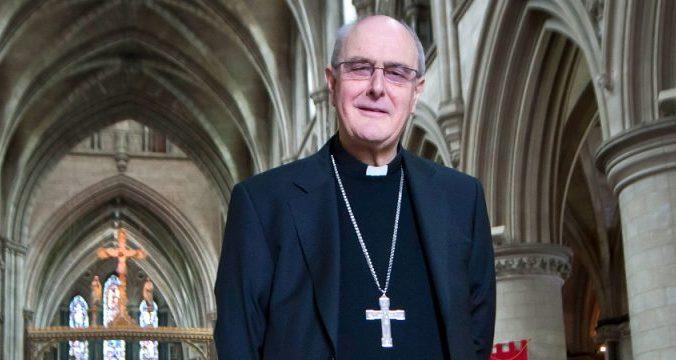 Rt Rev. Alan Hopes