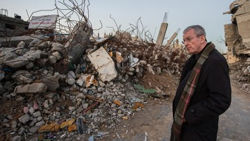 Statement from Bishop Declan Lang and Bishop Christopher Chessun on recent violence in Gaza