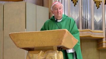 Cardinal Nichols says we should both cherish life and embrace natural death