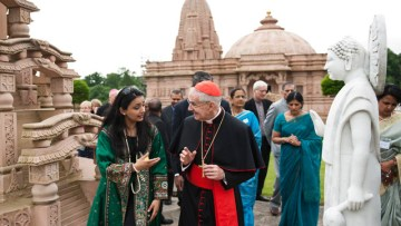 """Vatican message to Christians and Jains: """"Shape families into 'nurseries' of non-violence"""""""