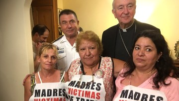 The struggle against human trafficking must focus on the protection of the vulnerable person, says Cardinal