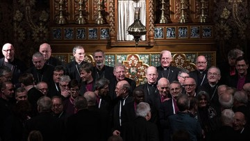 Catholic and Anglican bishops come together for joint meeting