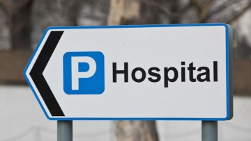 Declaration of faith by patients entering hospital