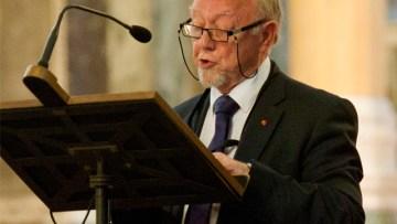 Cardinal Vincent Nichols on Jim Dobbin MP