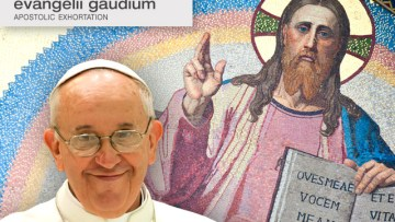 Pope Francis releases Evangelii Gaudium – The Joy of the Gospel