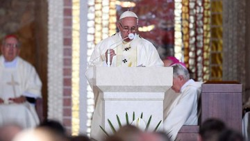 Homily for Mass at the Shrine of St. John Paul II