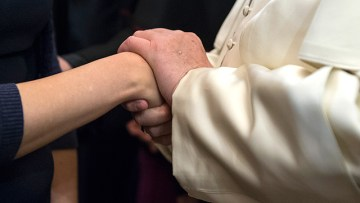 Pope Francis: Human Trafficking, an open wound on society