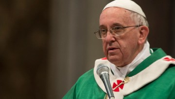Pope Francis: Homily at Closing Mass for Synod Assembly