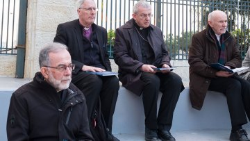 Bishops welcome support for persecuted Christians