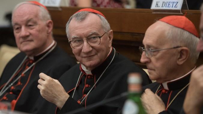 Cardinal Parolin's Newman Address