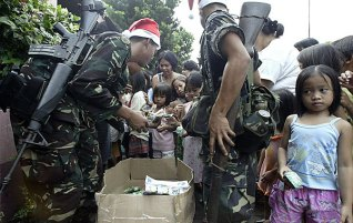 Urgent Appeal for Aid for Mayon Evacuees