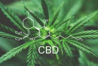 Wat is CBD? CBD molecuul