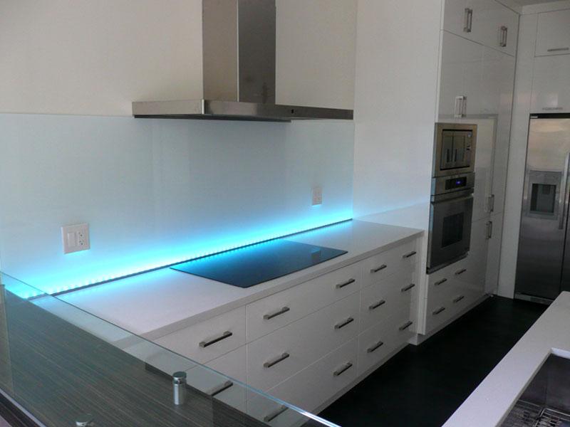 glass kitchen backsplash electric stoves backpainted cbd
