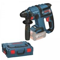 Bosch Akku-Bohrhammer GBH 18 V-EC Solo mit L-BOXX ...