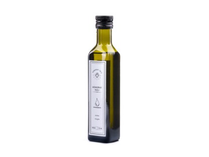 Konopný olej Konopný Táta, BIO kvalita, 250ml