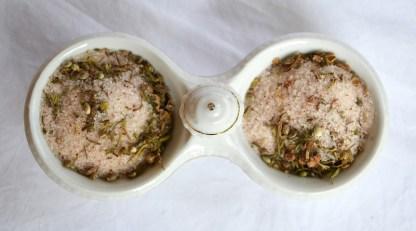 Konopná sol s chilli Zelená Země, BIO kvalita, 165g