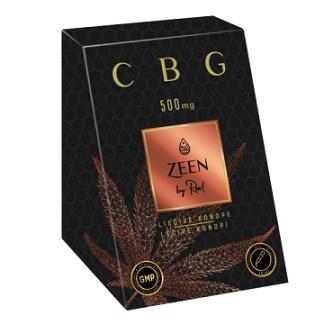 CBG olej ZEEN WORLD, 5 %