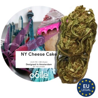 CBD kvety Odile, NY Cheese Cake, 3,5g
